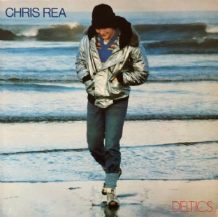Chris Rea - Deltics (LP) (VG+/VG)